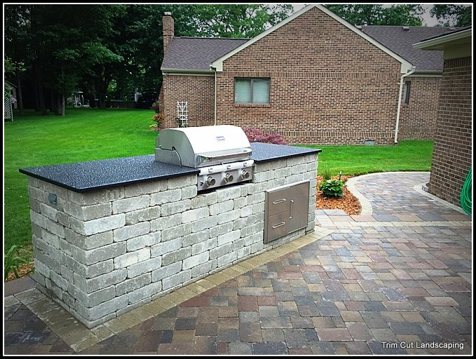 Cut Landscaping Bricks : Brick pavers